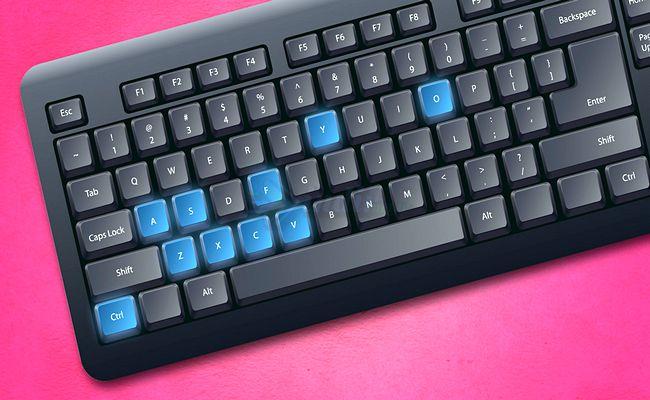klavye tuşları